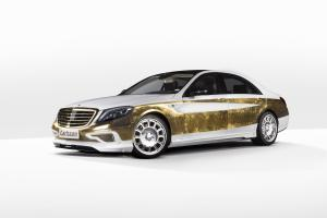 2014 Mercedes-Benz S-Class CS50 Versailles by Carlsson